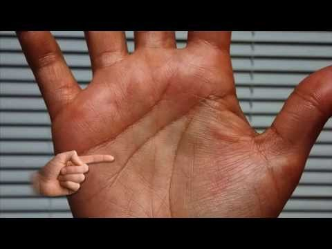 MONEY LINES:  PALM READING PALMISTRY #53