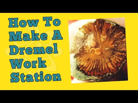 How to diy polish rocks with dremel rotary tool or by hand *new part 1 of 10 part series.