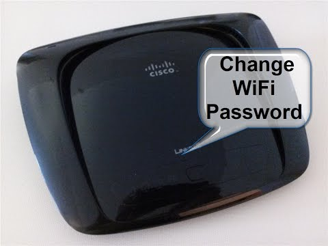 How to Change WiFi Password & How to change Router name 2015 - Free, Quick & Easy