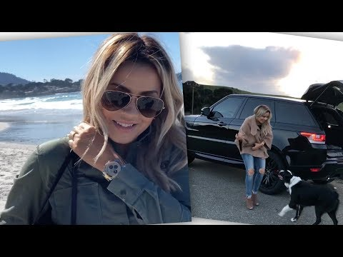 VLOG - New Car and a Trip to Carmel