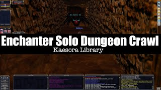 Enchanter Solo Mission - Unrest Hag Tower - Everquest P99 - PakVim
