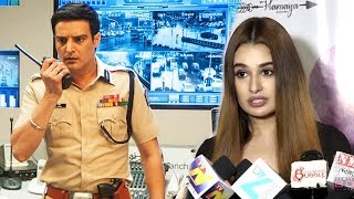 Yuvika Chaudhary TALKS About Working With Jimmy Sheirgill In SP Chauhan Movie