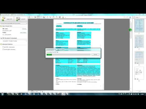How-to No. 53 — ABBYY PDF Transformer can split PDF documents
