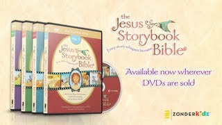 The Jesus Storybook Bible Animated DVDs Trailer