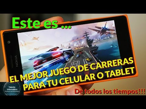 Este es el MEJOR juego de CARRERAS para celular y tablet Android | EL MEJOR JUEGO CON GRAFICOS HD