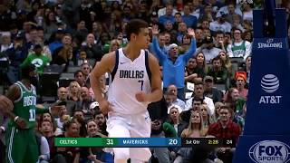 Boston Celtics vs. Dallas Mavericks - November 20, 2017