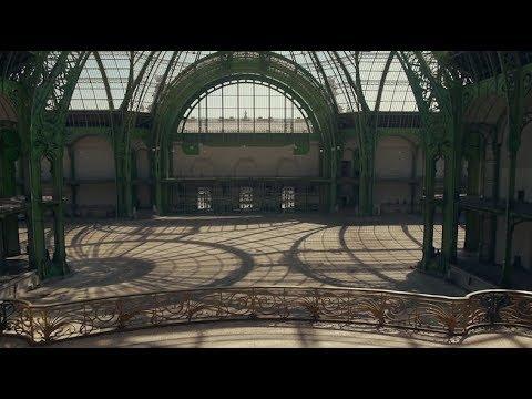 La Nef du Grand Palais est à vous !