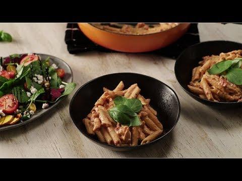 Creamy PERi-PERi Chicken Pasta   Recipe   Nando's UK