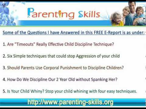 How to Discipline a Strong Willed and Stubborn Child?