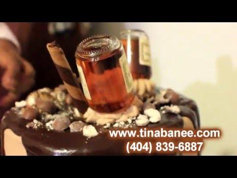 Chocolate Hennessy Cake