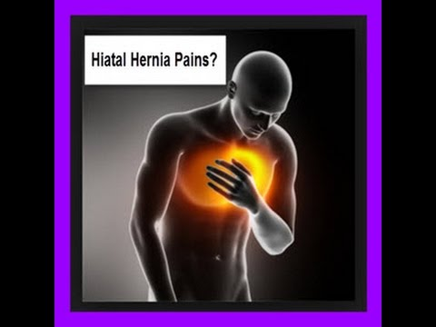 Hiatal Hernia Symptoms Relief No Surgery No Needles
