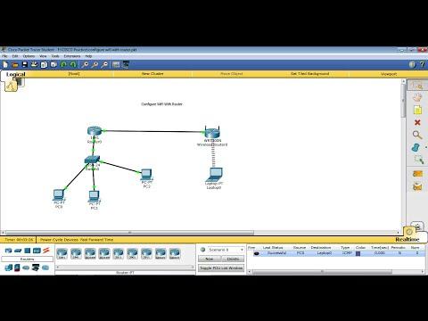 How to Configure CISCO WiFi Router