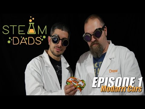STEAMDads - Episode 1 - Modarri Cars