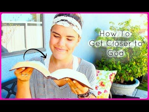 How To Get Closer to God - #blbBibleStudy