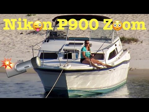 📸NIKON Coolpix P900 Video Zoom Test 🔍 | Best Digital Camera Zoom 83x Optical Review | Not a DSLR