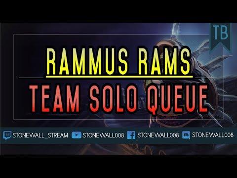 Rammus Rams Team Solo Queue