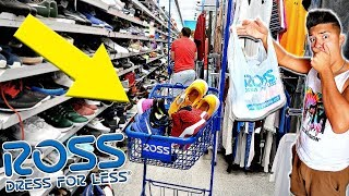 BUYING THE CHEAPEST SHOES AT ROSS !!! (Back to School 2018)