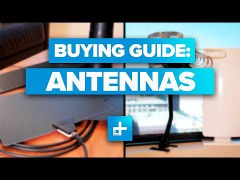 Buying Guide: Antennas