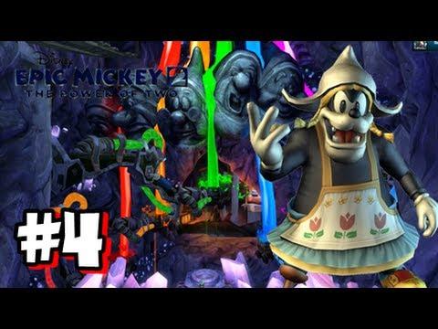 Epic Mickey 2 Wii U - Part 4