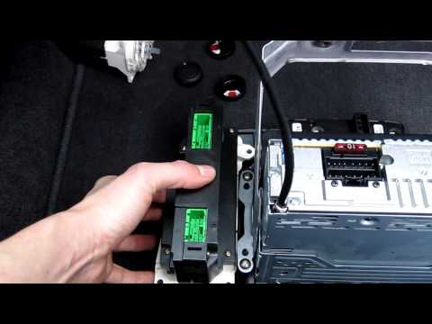 2001 Honda Civic EX center panel removal - change climate control panel - replace bulbs