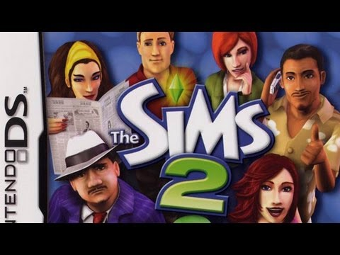 CGR Undertow - THE SIMS 2 review for Nintendo DS