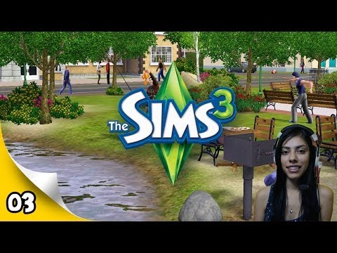 Sims 3 - EP 3 - I Got Robbed!