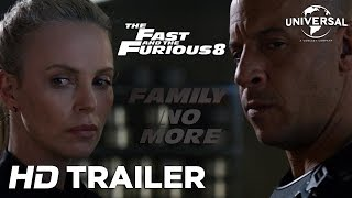 ★ Fast and Furious 8 | Family no More ★