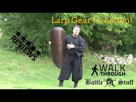 Footmans Tower LARP Shield by Epic Armoury