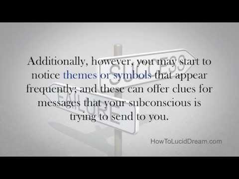 Lucid Dream Recall Tips 101