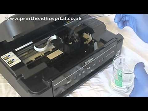 How to Clean Epson Print Heads with the Printhead Hospital Cleaning Kit