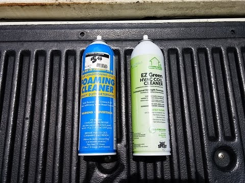 Can Coil Cleaner Comparison