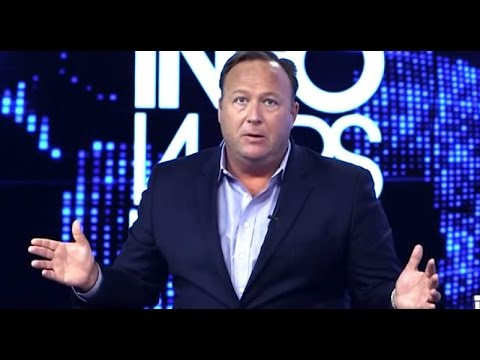 Alex Jones: Bernie Sanders Is A 'Hardcore Commie.. Like Mao Zedong'