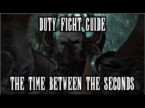 FFXIV - The Time Between The Seconds - Duty Quest  - Walkthrough & Guide w/ Commentary