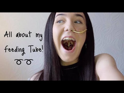 ♡ All About my Feeding Tube! | Amy Lee Fisher  ♡