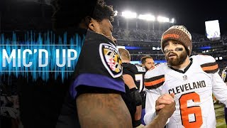It All Comes Down to This! (Browns vs. Ravens Mic