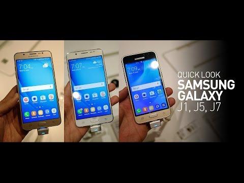 Samsung Galaxy J Series in Malaysia - Quick Look