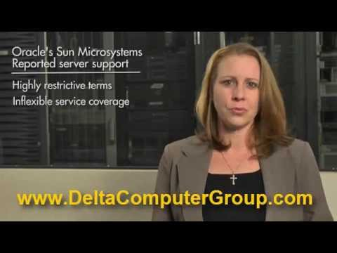 How to protect business from restrictive, inflexible Sun Oracle service support policies
