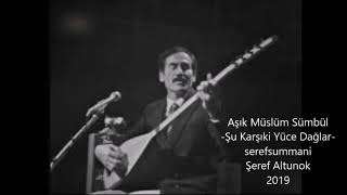 "MÜSLÜM SÜMBÜL SÜMMANİ-'DEN  ""DADAŞ DER DE AĞLAR M'OLA"""