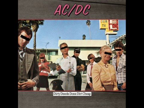 Love At First Feel - AC/DC