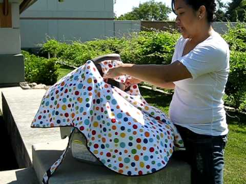 Tutorial Babee Covee: Infant Car Seat