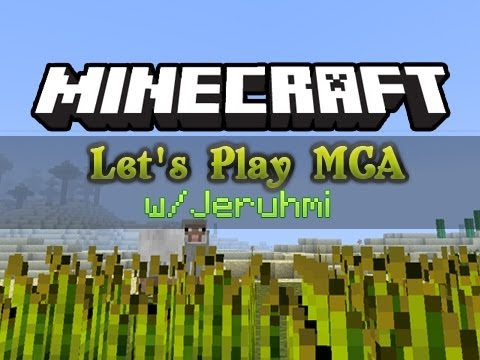Minecraft Comes Alive: Let's Play - Episode 7