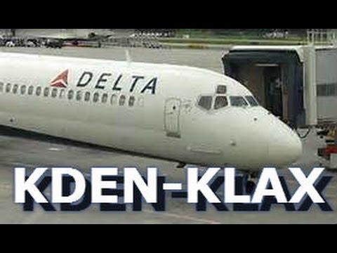Vatsim | PMDG 737 | KDEN-KLAX