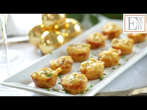 Beth's Bacon Mac & Cheese Bites   ENTERTAINING WITH BETH