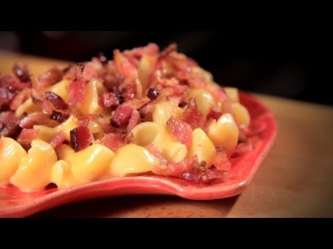 How to Make Bacon Mac & Cheese   Bacon Recipes