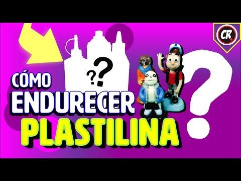CÓMO ENDURECER LA PLASTILINA | Tutorial y misterio resuelto!
