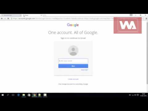 how to change Password gmail Account Verification code received in your mail