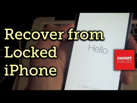 What to Do When Locked Out of an iPhone, iPad, or iPod Touch [How-To]