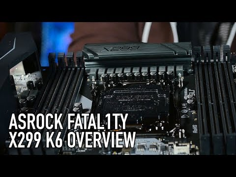 ASRock Fatal1ty | X299 K6 Overview