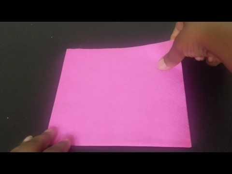 Simple Diaper Napkins tutorial
