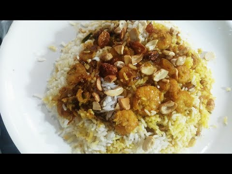 ചെമ്മീൻ ബിരിയാണി -  KERALA STYLE PRAWNS BIRIYANI - SUMiS KiTCHEN RECiPE - 470